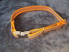 Halsbänder - gummiert-